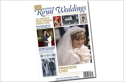 Illustrated Royal Weddings: on sale from today