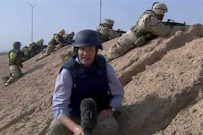 Sky News' David Bowden reports from the field