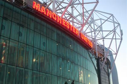 Manchester United's self-styled 'Theatre of Dreams'
