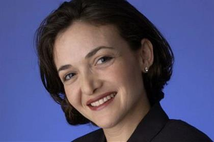 Sheryl Sandberg: Facebook's chief operating officer