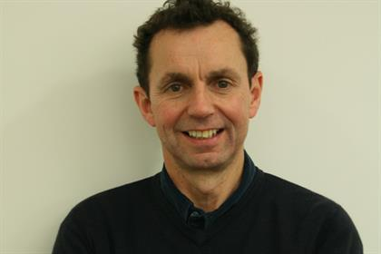 Steve Puttock, managing director London, Schawk