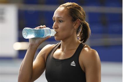 Jessica Ennis: designed a Virgin Active Powerade fitness session