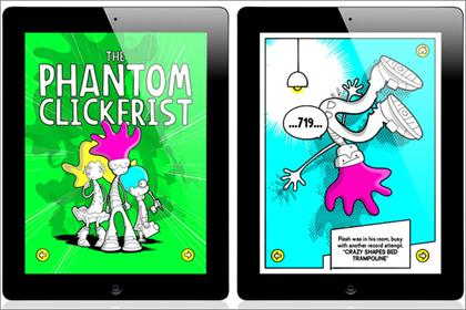 The Phantom Clickerist: illustrated by Susana De Dios