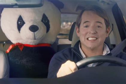 Honda: Matthew Broderick reprises his Ferris Bueller role in ad for the CR-V