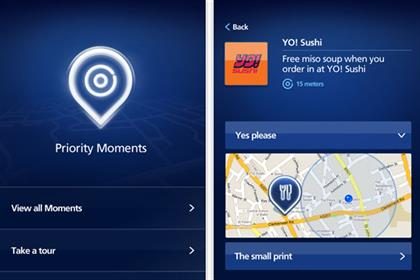 O2: Priority Moments app tops this week's BR chart