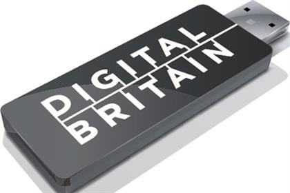 Digital Britain: minister spoke out for digital industries