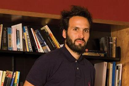 Santiago Lucero: promoted to the role of executive creative director at Fallon