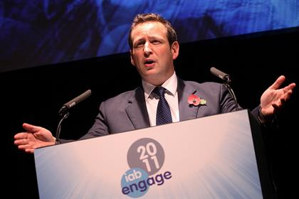 Ed Vaizey: praised the work of the IAB