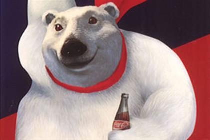 Coca-Cola 1995 Polar Bear ad