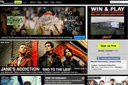 MySpace: investor group reportedly in acquistion talks with News Corp