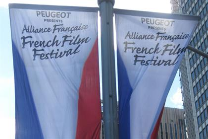 Peugeot: backs the French Film Festival in Sydney