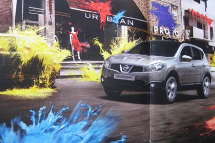 Nissan: Qashqai ad yearns for street cred