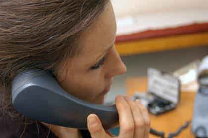 Telephone marketing: fine increases for silent callers