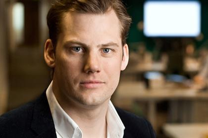 Keybroker: co-founder and chief technology officer Fredrik Holmén
