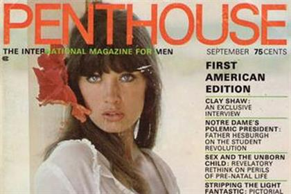 Penthouse: September 1969 US launch edition