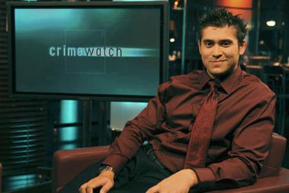 Crimewatch: presenter Rav Wilding tops the ratings
