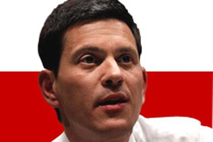 Miliband launches leadership site