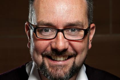 Steve Richards, managing director, Yomego