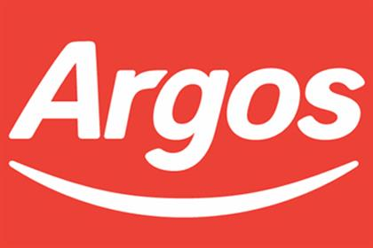 Argos: takes the top spot in BR's app chart