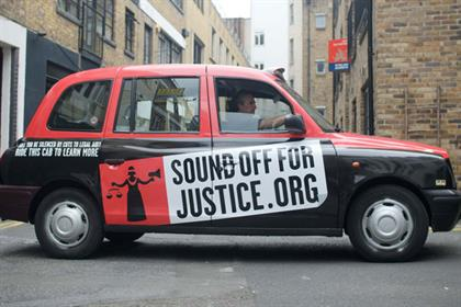 Sound Off For Justice: kicks off campaign