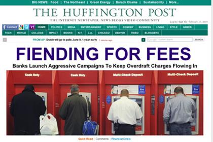 Huffington Post: expands into student market