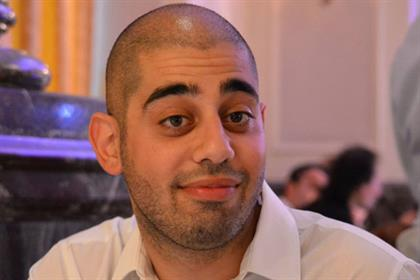 Dino Georgiou: marketing manager of SimilarWeb
