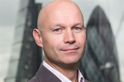 David Hobday: managing director of WorldPay