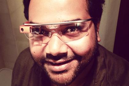 Ambarish Mitra: founder and chief executive of Blippar