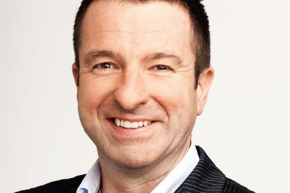 Steve Parkinson: managing director of Bauer Radio London