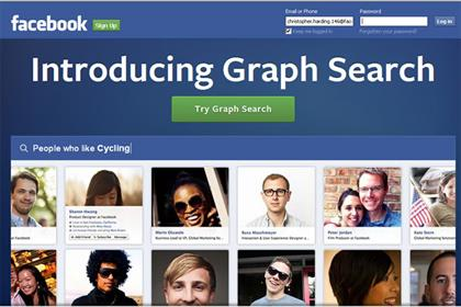 Facebook: rolls out Graph Search to users in the US