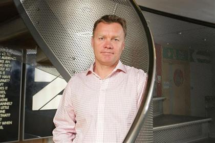Neil Munn: becomes chief executive at Bartle Bogle Hegarty