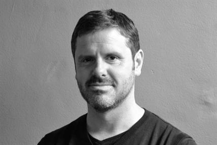Adam Cleaver, executive creative director at digital agency Collective London