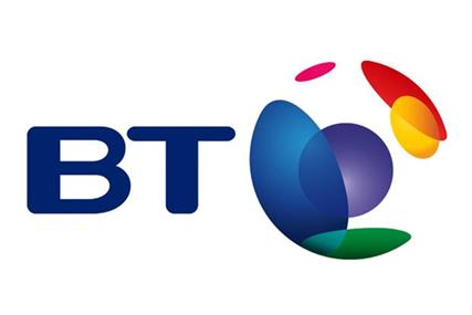 BT: reported to be in talks to acquire O2 in the UK