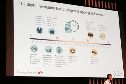 John Lewis: merging real and virtual worlds in innovation drive