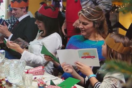 Lidl: unveils Christmas 2014 TV campaign