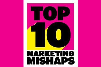 Raking over the marketing mishaps of 2014