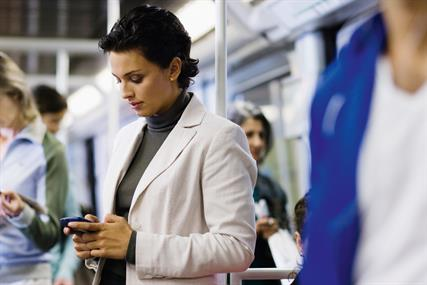 Mobile: the Daily Mail, Metro and the Daily Mirror have more users on mobile than on desktop. Credit: Thinkstock