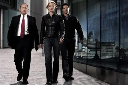 Spooks: one of the additional shows that will be available to TVPlayer Plus customers