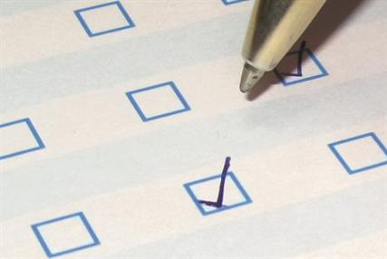 Tick-box: NICE could develop new indicators for GP quality