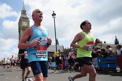 Virgin Money Giving to boost London Marathon donations after its website crashed