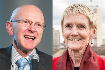 John Low and Barbara Frost receive awards in Queen's Birthday Honours