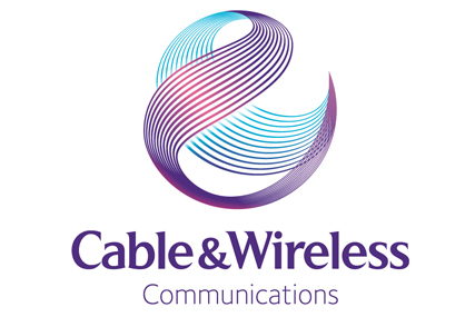 New identity: the Cable & Wireless Communications logo