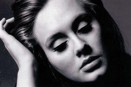 Adele: Columbia Records artist