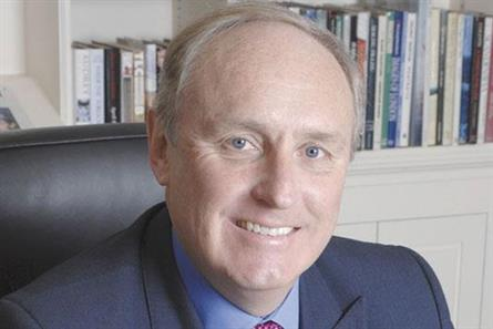 Paul Dacre: editor of the Daily Mail