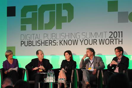 AOP Summit 2011 panel: 'publishers must be more bullish'