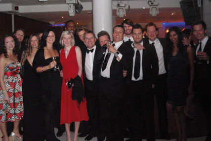 l to r: Emily Brewer, Glen Duncan, Laura Stokes, Gemma Turner, Lisa Zavalis, Richard Cummins, Phil Murrell, Martin Plant, Steve Doyle, Phil Townend, Ronan McCarthy, James Davies, Peter White, Angeline Lodhia and Hugh Anderson. Not pictured: Luke Pheb