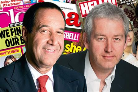 Bauer and N&S slam Hello's repositioning as 'absurd' and 'confusing' (Keenan, right; Myerson, left)