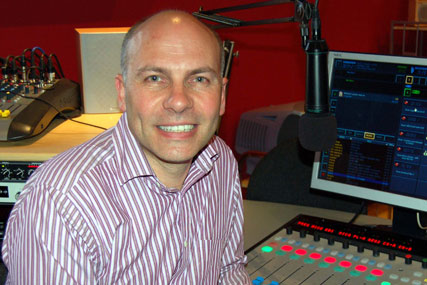 Andrew Harrison, chief executive of RadioCentre