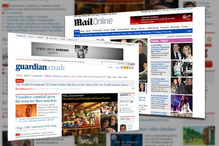 Newspaper ABCes: Guardian.co.uk passes 40m browsers in November 2010
