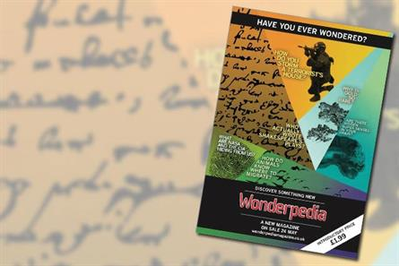 Wonderpedia: Bauer Media to launch knowledge-based magazine this month